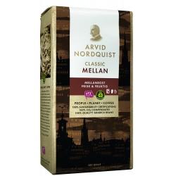 Arvid Nordquist Classic MELLAN Malta Kafija Vidēji Grauzdēta (filtra kafija).
