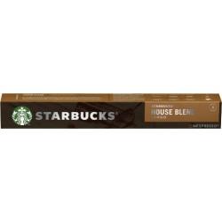 Starbucks Kafijas Kapsulas HOUSE BLEND 10x5.7g