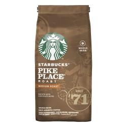 Starbucks kafijas pupiņas PIKE PLACE ROAST 200g