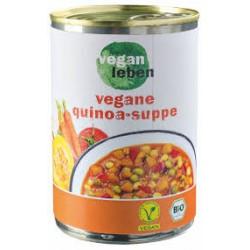 Vegan Leben BIO Kvinojas Dārzeņu zupa 380ML