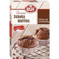 """RUF Sausais maisījums """"Muffins ar šok.gabaliņiem"""""""