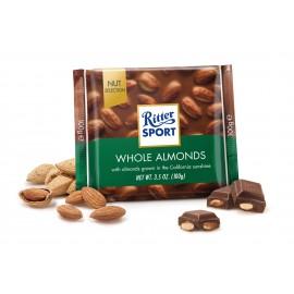 Ritter Sport šokolāde ar marcipāna pildījumu