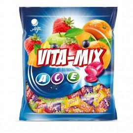Vita-Mix karameles ar vitamīnu/sulas pildījumu 1kg