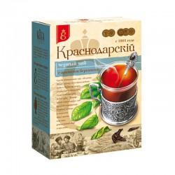 Melnā tēja ar bergamota garšu «Кrasnodarskij s 1901goda»