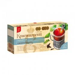 Melnā tēja ar Bergamotes garšu paciņās (25 gab)