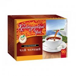 Krasnodaras Melnā tēja 90 gb 2gr